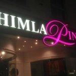 Shimla Pinks by Night