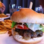 16-Year-Old claimed this was the best burger she'd ever had.