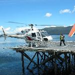 Take a flight with Southern helicopters