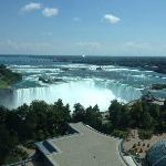 16th Floor view from Niagra Fallsview Casino Resort