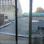 from 4th floor...that is the bars and clubs right there