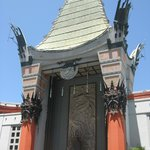 Grauman's Chinese Theater in Hollywood