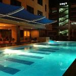 tower wing poolside