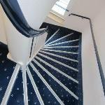 優雅な階段