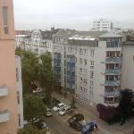 bilden tagen från 5 våningen