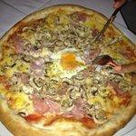 pizza Stella Maris