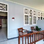 deluxe room terrace