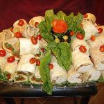 Wrap Platter