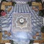 View Riad - Patio