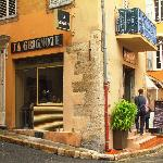 La Grignote - Grasse old town. Doesn't look anything spectacular from outside, don't be fooled!