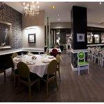 Salones decorados con elegancia
