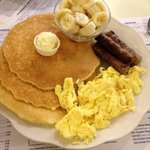 Perfect Vacation Breakfast at Samuel's