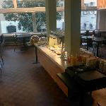 2nd floor breakfast hall