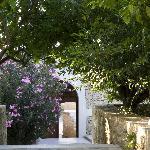 Entrance village