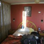 notre chambre confortable