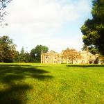 Hidden away, Irton Hall boasts lovely large green grounds. Well worth the journey once you see w