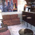 Hotel Select, Rome - Lounge & bar