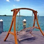 swing on the pier