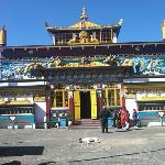 Ghoom Monastery - Yiga Choeling Buddhist Monastery