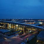 View towards Kastrup terminal