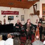 Moya Brennan and band