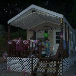 Deluxe Camping Cottage