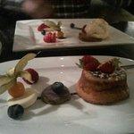 cheese cake for dessert