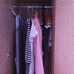 """a wardrobe to keep your """"smalls"""" in....literally!"""