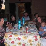 Dinner at Remo di Roma