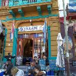 Club Zarate