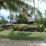 bungalows 1er rang pres plage