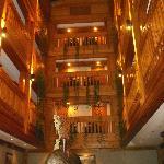 intérieur hôtel