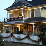 Christmas at The Painted Lady