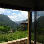 Vistas casa de aldea Funsiqunin