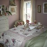 Herietta's room - queen bed