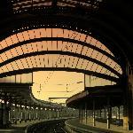 York Railway Station - March 2012