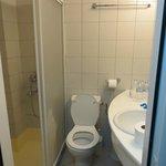"""Corfu Backpackers"" Washroom"