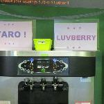 Taro and Luvberry....yummmm.....try it!