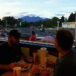 Great, Burgers, Fries, Shake & Views