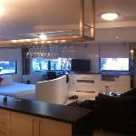 22nd Floor Corner Suite.