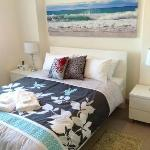 Spacious bedrooms with ensuite off main