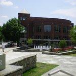 The Peace Center Greenville, South Carolina