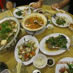 Dinner at TaiTong, Penang