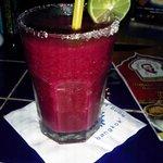 Black Currant Margarita