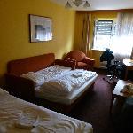 Hotel Hamburg Foto