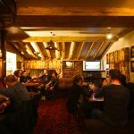 Warm, cosy and friendly; the perfect pub!
