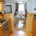 кухня и гостинная