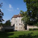 Domaine d'Harcourt, château-arboretum