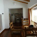 Senior Suite Kitchen & Dining Room