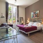 Aspasios Rambla Catalunya Suites Foto